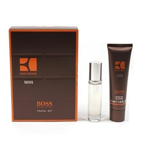 Kit Hugo Boss Orange Masculino - Perfume 15ml + Shower Gel 50ml