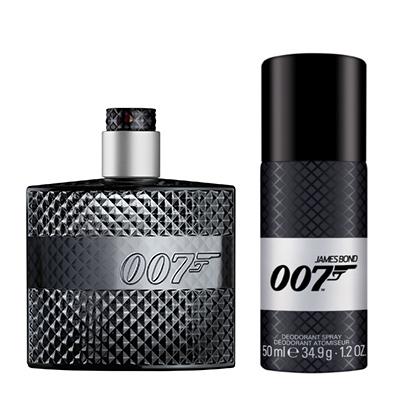 Kit James Bond 007 - Perfume EDT 75ml + Desodorante 50ml