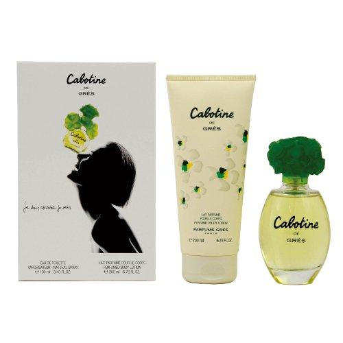 Kit Grés Cabotine - Perfume 100ml + Body Lotion 200ml