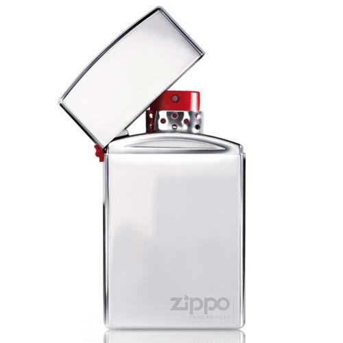 Perfume Zippo The Original Pour Homme Prata EDT Masculino 50ml