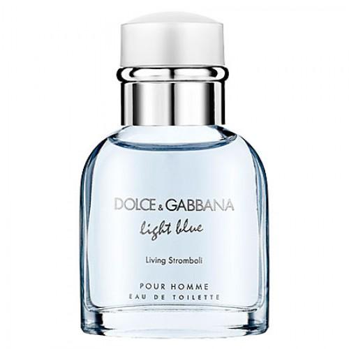 Perfume Dolce & Gabbana Light Blue Living Stromboli EDT Masculino 75ml