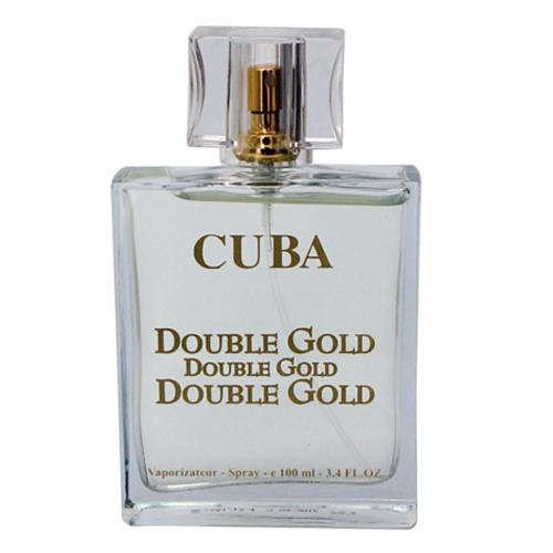 Perfume Cuba Double Gold EDP Masculino 100ml