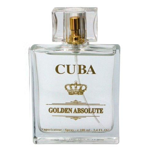 Perfume Cuba Golden Absolute EDP Masculino 100ml