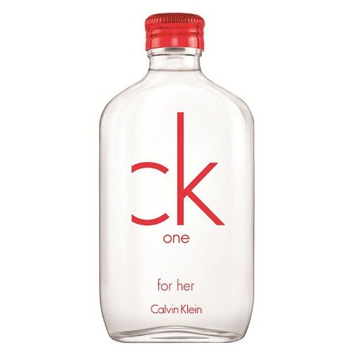 Perfume Calvin Klein CK One Red For Her EDT Feminino 100ml