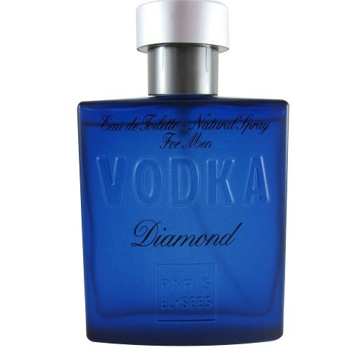 Perfume Paris Elysees Vodka Diamond EDT Masculino 100ml