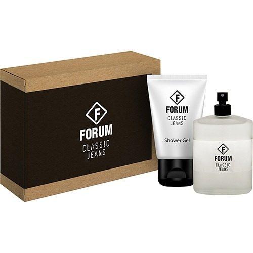 Kit Fórum Classic Jeans - Perfume 100ml + Shower Gel 100ml