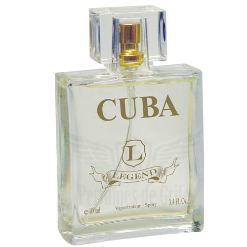 Perfume Cuba Legend EDP Masculino 100ml