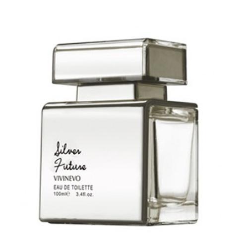 Perfume Vivinevo Silver Future EDT Masculino 100ml