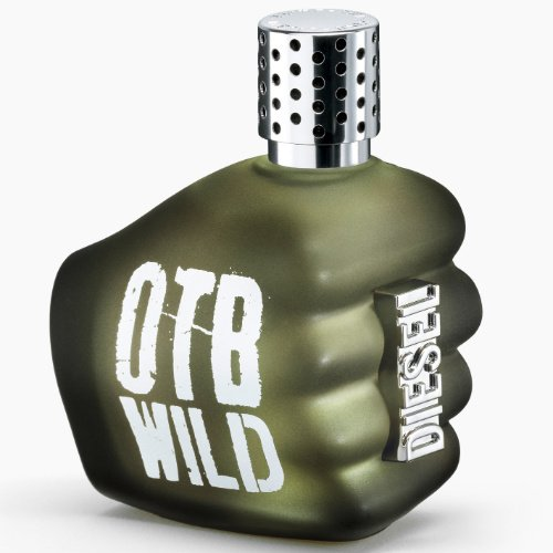 Perfume Diesel Only The Brave Wild EDT Masculino 125ml