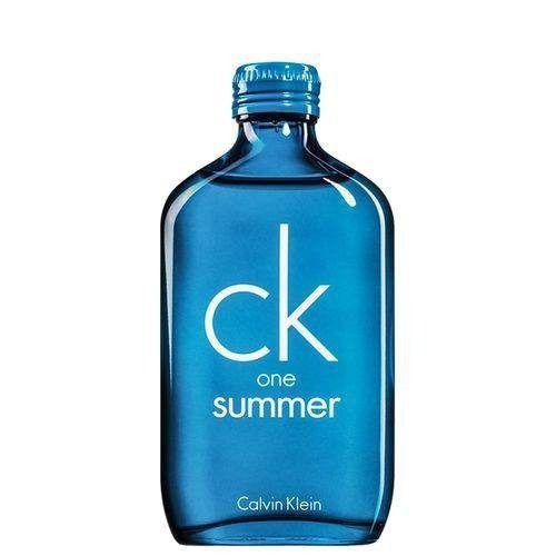 Perfume Calvin Klein CK One Summer EDT Masculino 100ml