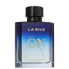 Perfume La Rive Just On Time EDT Masculino 100ml