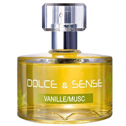 Perfume Paris Elysees Dolce & Sense Vanille/Musc EDP Feminino 60ml