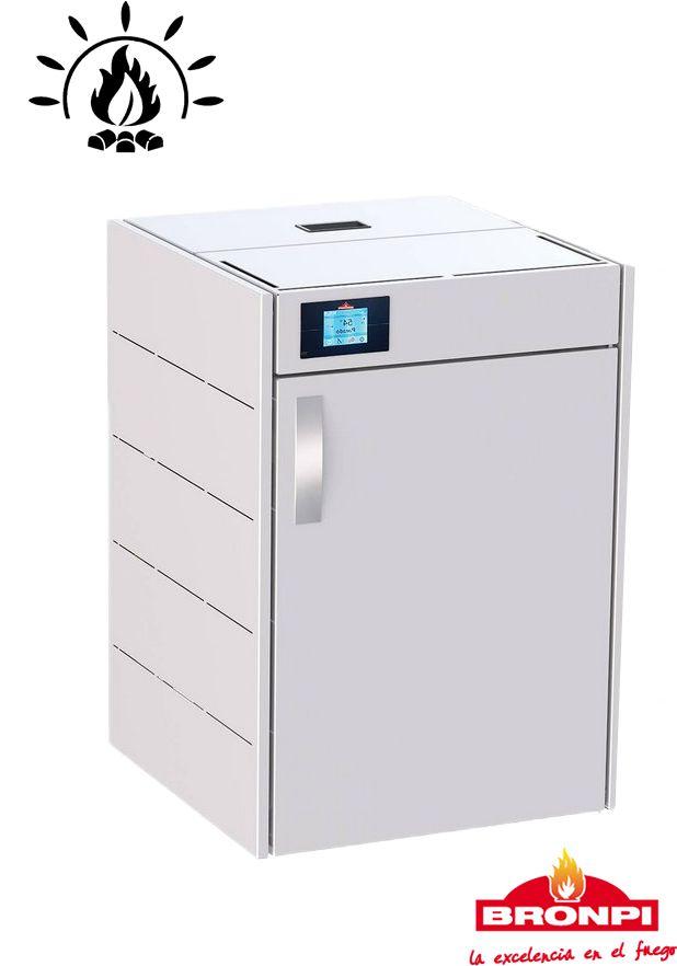 Caldeira Pellet Hydrobox 17 kW