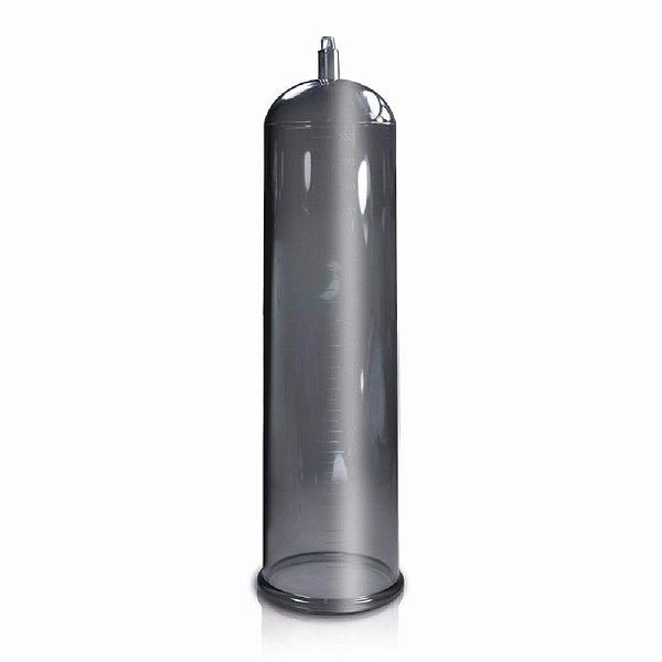 Tubo Fumê - Bomba Peniana - Extra Grande - 25 cm x 6 cm