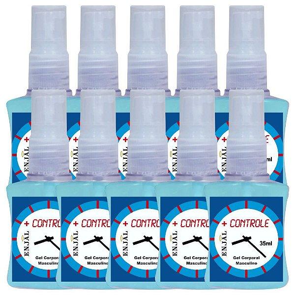 + Controle Retardante da Ejaculação - 35 ml - 10 Un