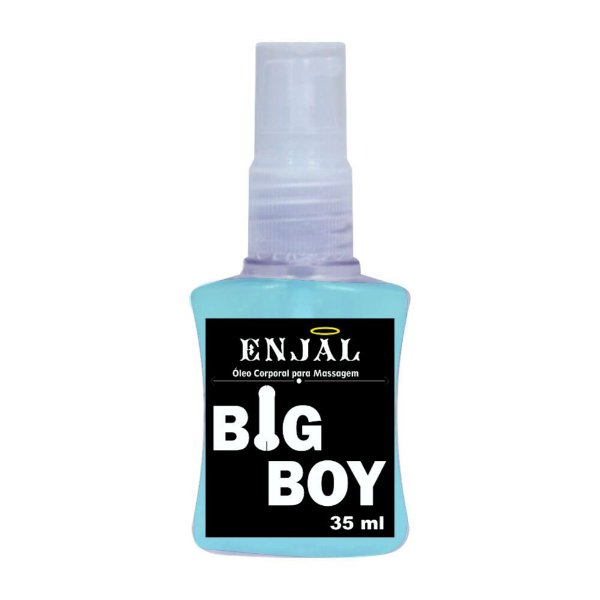 Big Boy - Gel de Aumento Peniano Instantâneo - 35 ml