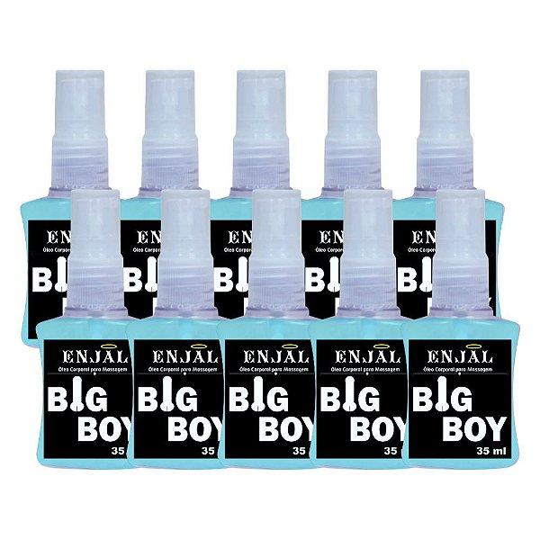 Big Boy Aumento Peniano Instantâneo - 35 ml - 10 Un