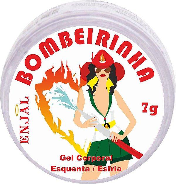 Bombeirinha - Pomada Unissex Esquenta & Esfria - 7g