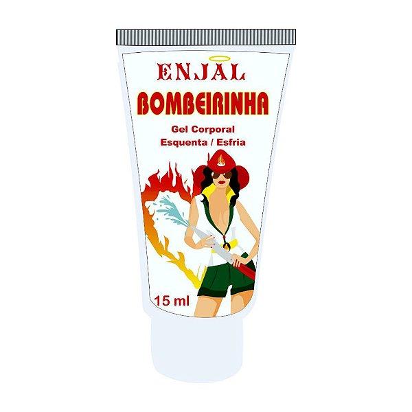 Bombeirinha - Gel Unissex Esquenta & Esfria - 15 ml