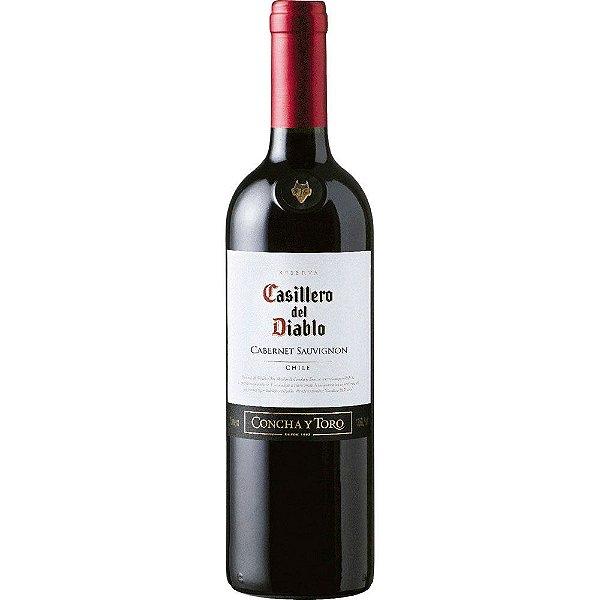 Vinho Casillero Del Diablo Vinícola Concha y Toro