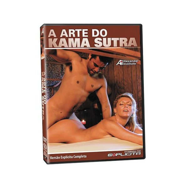 A Arte do Kama Sutra - Loving Sex - DVD Educativo