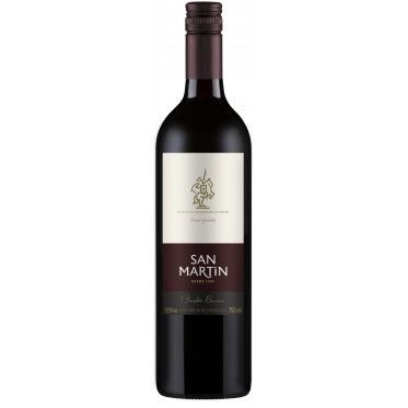 Vinho Tinto Suave 750 ml San Martin