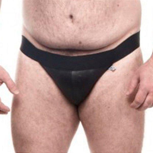 Cueca JockStrap em Cirré Tamanho Plus Size Coleção Big Man