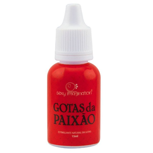 Energético Sexual em Gotas para Casal Extra Forte 15 ml