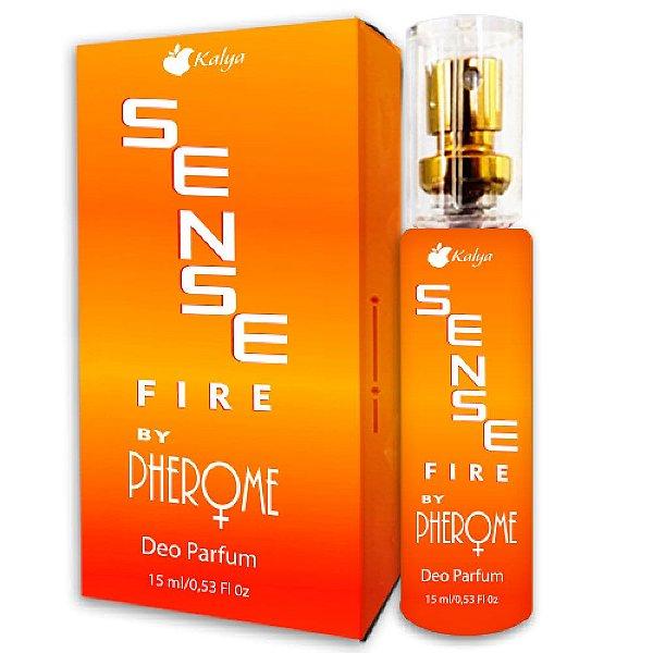 Perfume Atrativo Feminino com Estimulador de Ferormônio