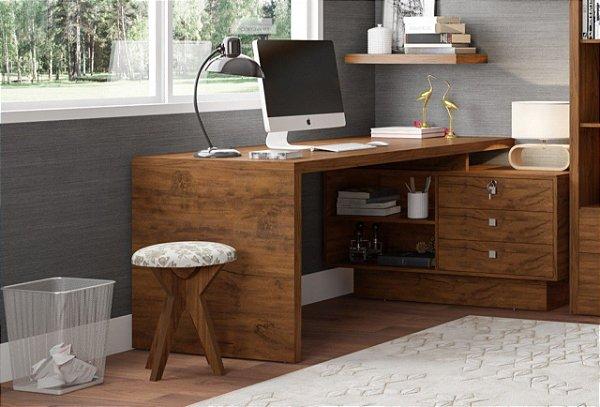 Mesa para Escritório TC141 - Nobre
