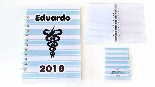 Caderno Simples Personalizado P