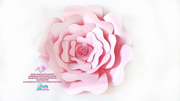 Rosa Gigante - D45 cm