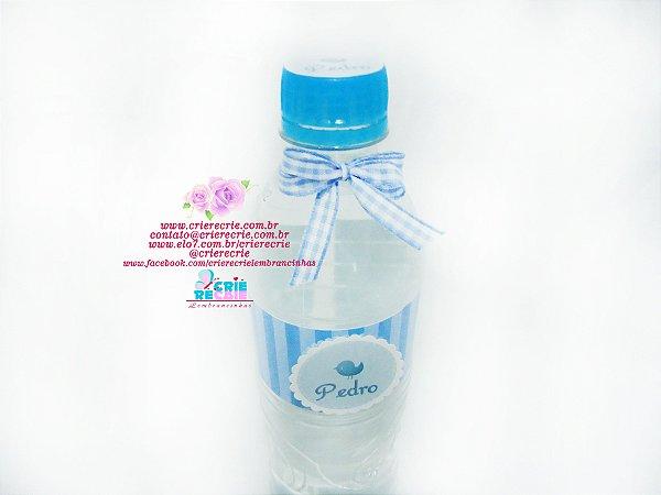 Água 500 ml Personalizada com Aplique