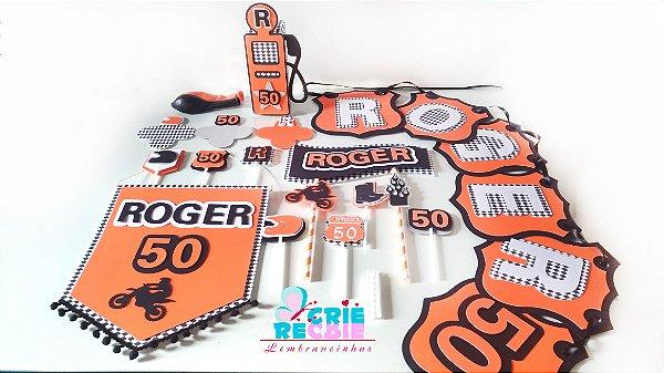 Tema Motoclub - Pocket Decor Scrap Box