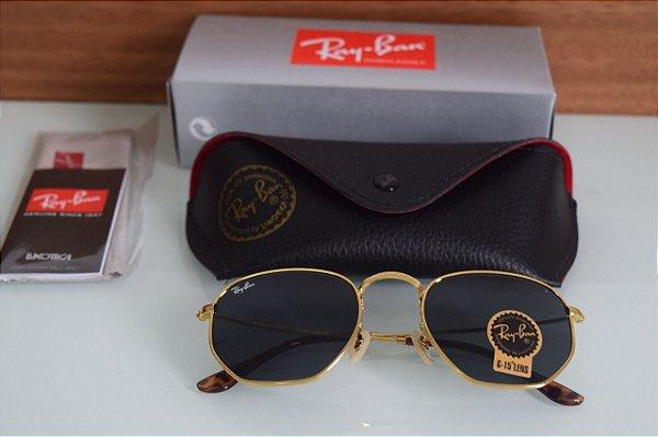 Óculos Ray-ban Hexagonal - Empodere-se da sua Beleza! f4038af4bc