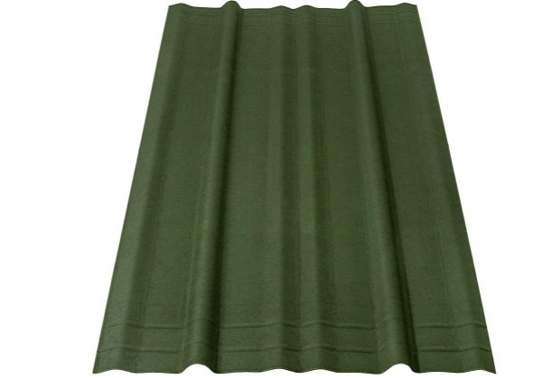 Tapume Ecológico Stilo 200 cm x 97 cm - Verde