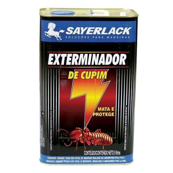 Exterminador de Cupim - 5 Litros