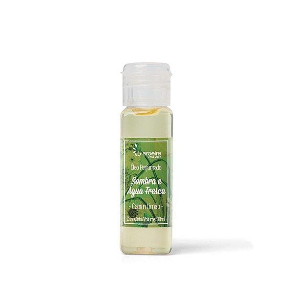 Óleo Perfumado no atacado Aroeira - Capim Limão