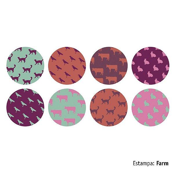 Adesivo Decorativo no Atacado - Gloo Farm