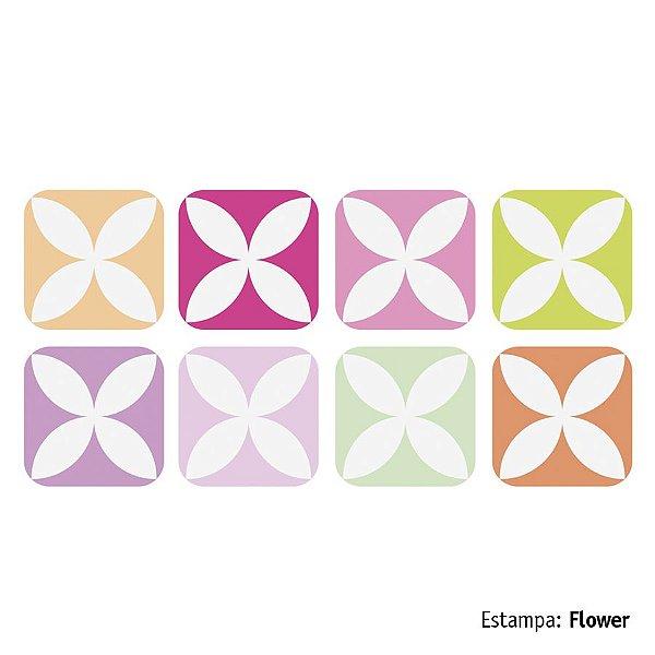Adesivo Decorativo  Aroeira Gloo Flower