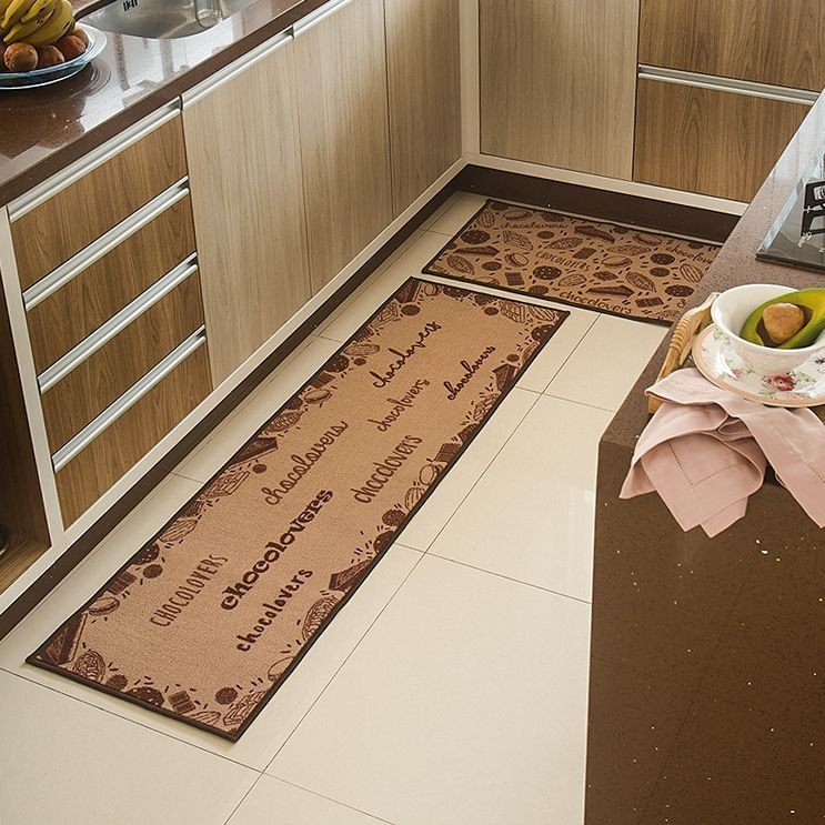 Tapete para cozinha no atacado - Chocolovers 45X75cm