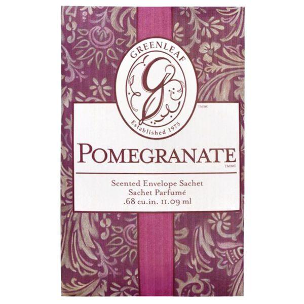 Sachê Perfumado Greenleaf Pomegranate no Atacado - Small/Pequeno