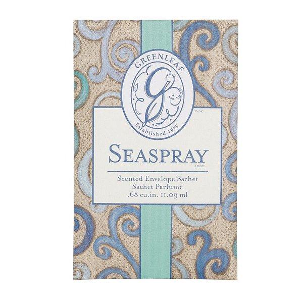 Sachê Perfumado Greenleaf Seaspray no Atacado - Small/Pequeno - CAIXA COM 30 UNIDADES