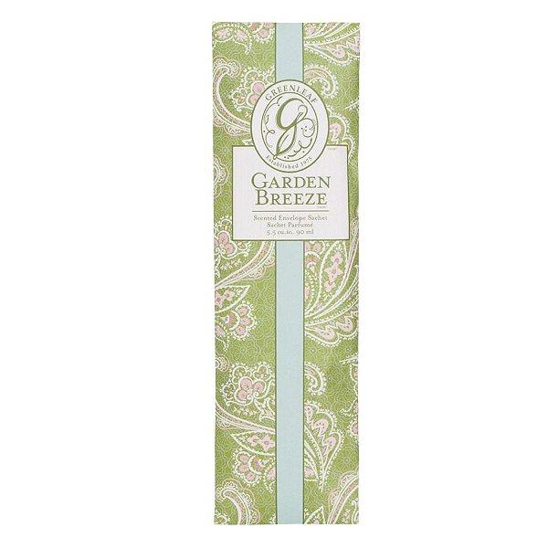 Sachê Perfumado Greenleaf Garden Breeze no Atacado - Slim (Médio) - CAIXA COM 12 UNIDADES