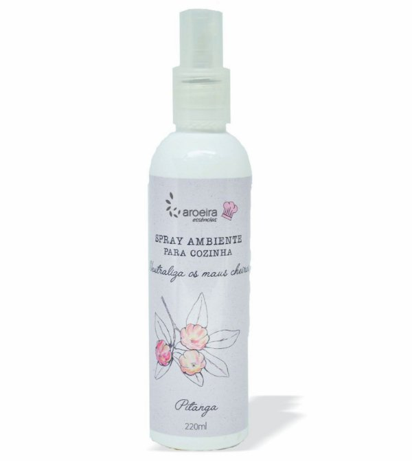Spray Neutralizador de Odores Gourmet Aroeira Essencias 220ml - Spray - Pitanga