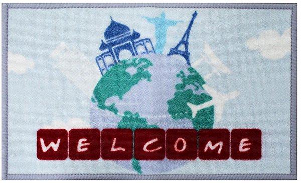 AGUARDE NOVIDADE! Capacho Aroeira Minha Welcome 45x75cm