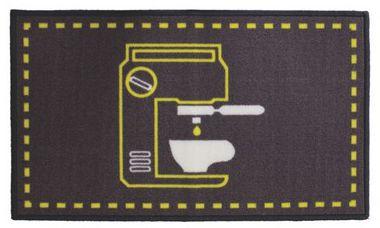 Tapete Aroeira Dia a Dia Máquina de Café 45x75cm
