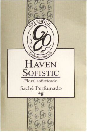 Sachê Perfumado Greenone 4g - Haven Sofistic