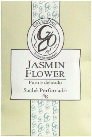 Sachê Perfumado Greenone 4g - Jasmin Flower