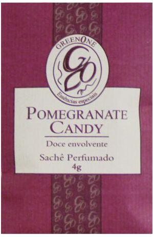 Sachê Perfumado Greenone 4g - Pomegranate Candy